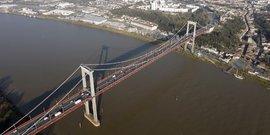 Pont d'Aquitaine, Bordeaux, catastrophe de Gênes, réseau routier, entretien infrastructures,