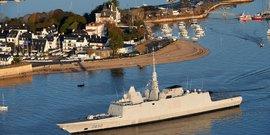 FREMM, Bretagne, DCNS, Naval Group,