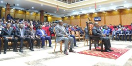 Gabon Ali Bongo