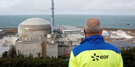 Flamanville: le chargement du combustible toujours prevu au 4e trimestre
