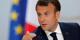 Macron souhaite une reponse extremement ferme face aux black-blocs