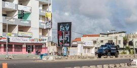 Blocus de la résidence de Thomas Boni Yayi