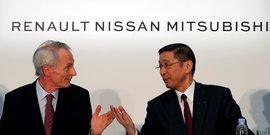 Senard, Saikawa, Renault, Nissan