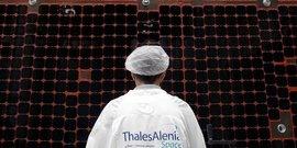 Thales alenia space: contrat de 130 millions de dollars avec inmarsat
