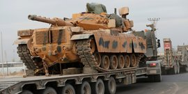 Ankara poursuit son offensive en syrie, washington et bruxelles menacent
