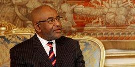 Azali Assoumani Comores