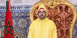 mohammed VI roi maroc