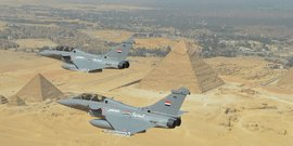 Rafale Egypte Dassault Aviation