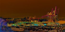 Grand port maritime de Marseille, GPMM, docks, conteneurs, bateaux, navire, marchandise, commerce international, multimodal, Christine Cabau Woehrel,