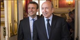 Macron Collomb