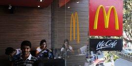 Un McDonald's en Inde
