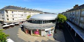 Nantes, Saint-Nazaire, le Paquebot,
