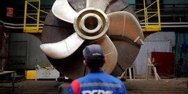 Fincantieri et naval group pourraient echanger des participations