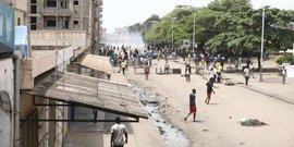 Lomé Togo manifestation 19 octobre 2017