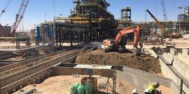 Algérie gaz énergie Touat