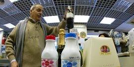 Carrefour supermarché caisses