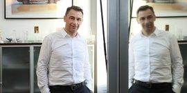 Le président du TFC Olivier Sadran