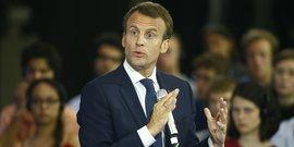Macron vise 30.000 stages pour les quartiers prioritaires