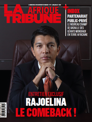 Une LTA15 Rajoelina