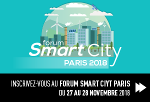 Smart City Paris 2018