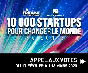 10 000 startups - Appel aux votes