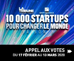 10 000 startups - Appel aux votes