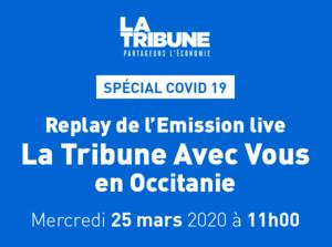 La Tribune avec Vous en Occitanie - Replay