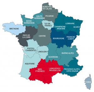 Fusion Région