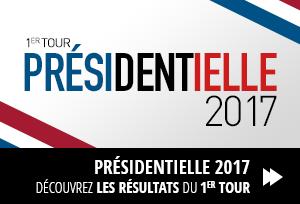 Resultats presidentielle 2017