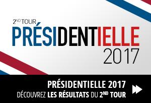 Résultats Présidentielle (2nd tour)