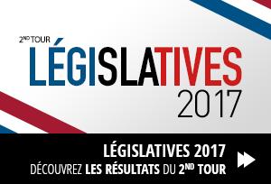 Résultats 2nd tour Législatives