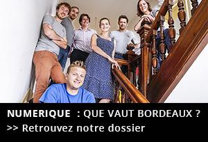 Bloc dossier numérique à Bordeaux