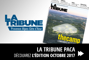 Edition La Tribune PACA the Camp octobre 2017