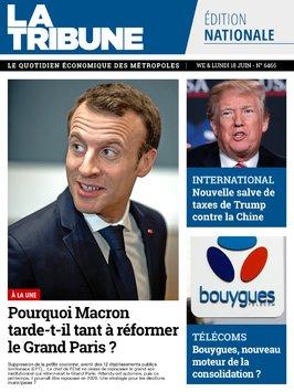 edition quotidienne du 16 juin 2018