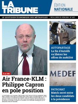 edition quotidienne du 23 juin 2018