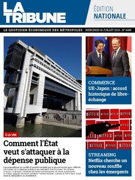 edition quotidienne du 18 juillet 2018