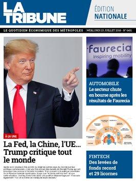 edition quotidienne du 21 juillet 2018