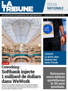 edition quotidienne du 11 août 2018
