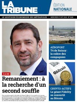 edition quotidienne du 17 octobre 2018