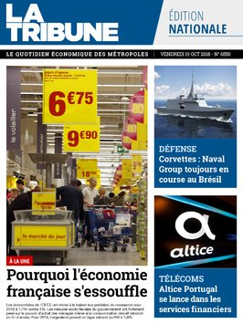 edition quotidienne du 19 octobre 2018