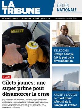 edition quotidienne du 15 novembre 2018