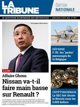edition quotidienne du 21 novembre 2018