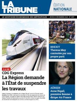 edition quotidienne du 13 décembre 2018