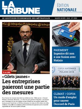 edition quotidienne du 18 décembre 2018