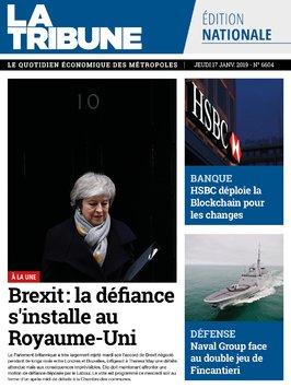 edition quotidienne du 17 janvier 2019
