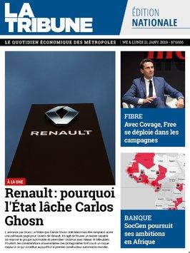 edition quotidienne du 19 janvier 2019