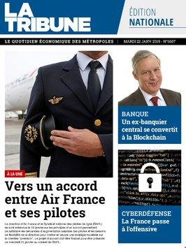 edition quotidienne du 22 janvier 2019