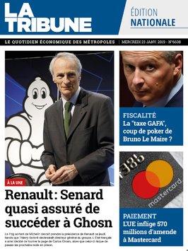 edition quotidienne du 23 janvier 2019