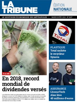 edition quotidienne du 19 février 2019