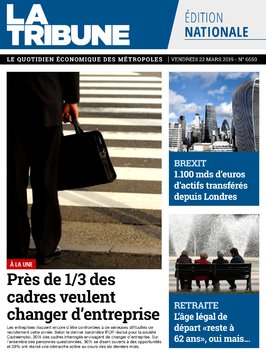 edition quotidienne du 22 mars 2019